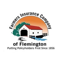 Farmers Insurance Company of Flemington. Putting Policyholders First Since 1856