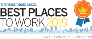 Business Insurance's Best Places to Work in 2019