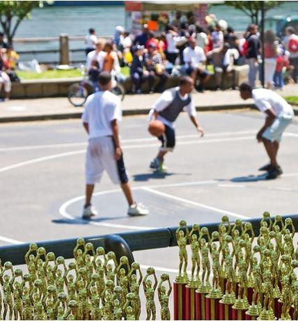 Tournament Trophies