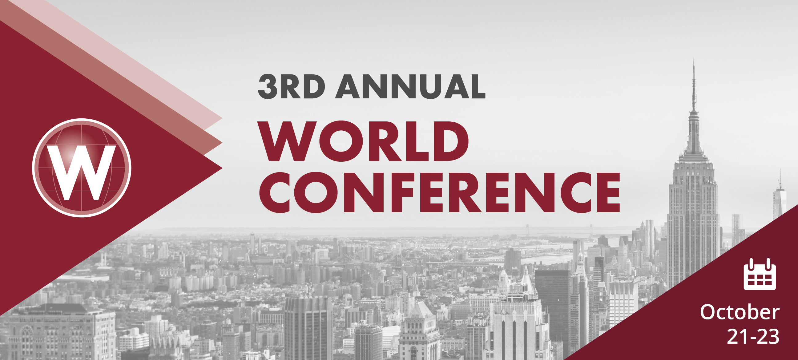 3rd Annual World Conference
